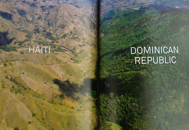 the relationship between dominican republic and haiti border